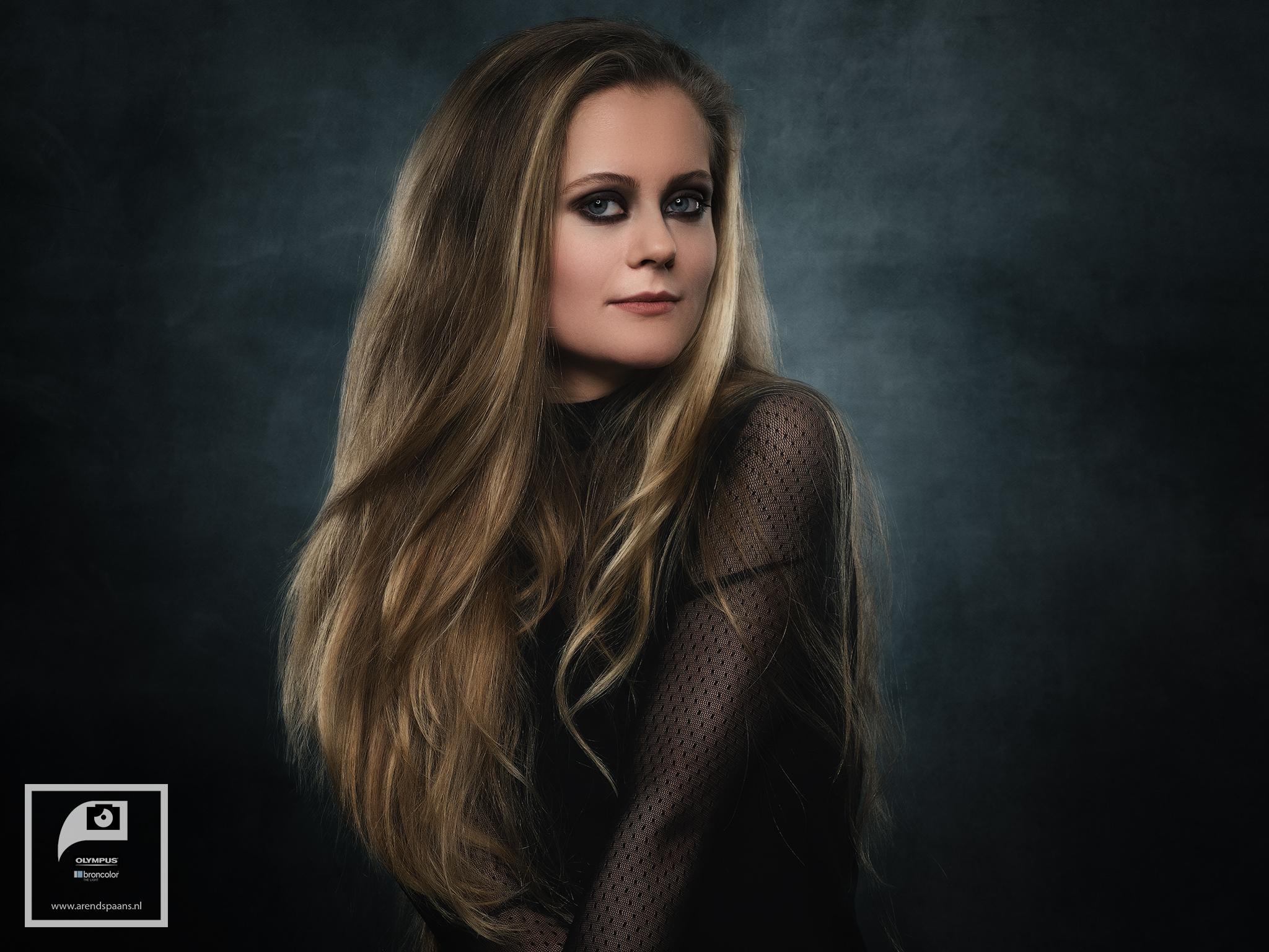 Model: Anne Visagie: Melissa Fotografie: Arend Spaans
